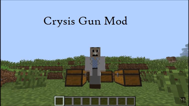 Crysis Gun Mod
