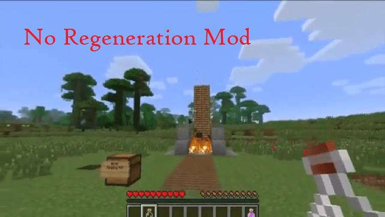 No Regeneration Mod