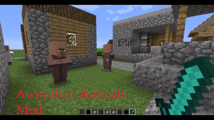 Australian Animals Mod