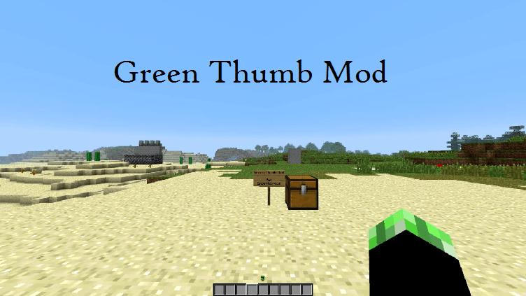 green-thumb-mod