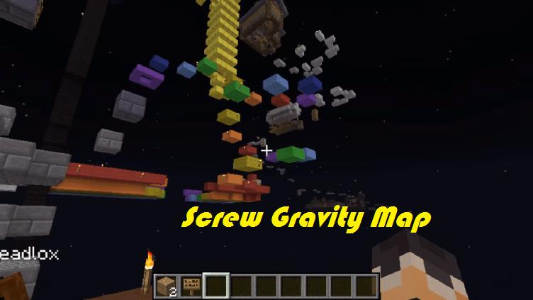 Download Screw Gravity Map
