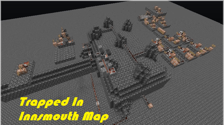 Download Trapped In Innsmouth Map