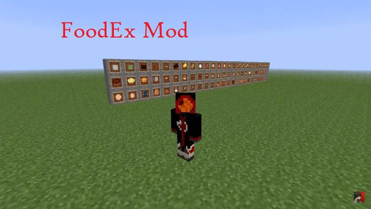 FoodEx Mod