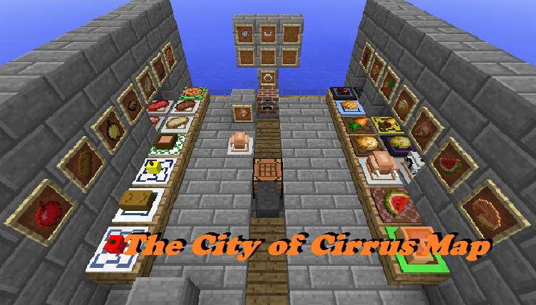 Download The City of Cirrus Map