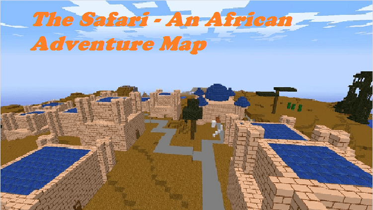 Download The Safari - An African Adventure Map