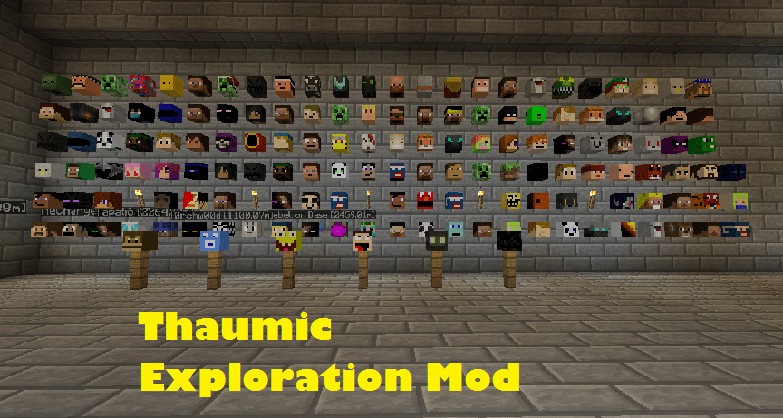 Thaumic Exploration Mod