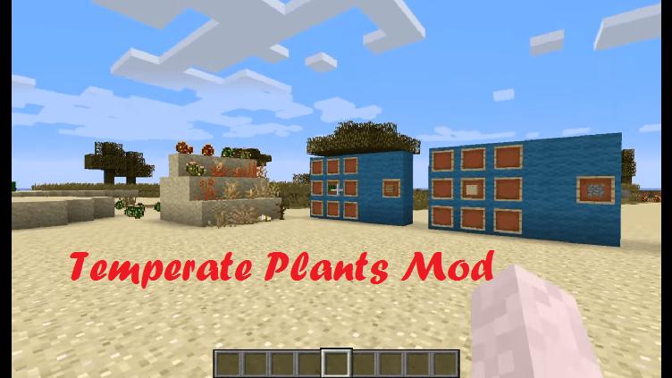 Temperate Plants Mod
