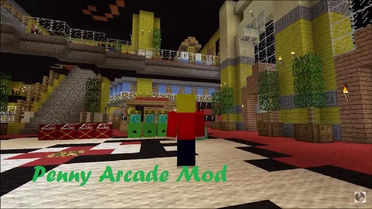 Penny Arcade Mod