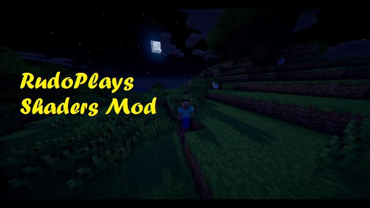 rudoplays-shaders-mod