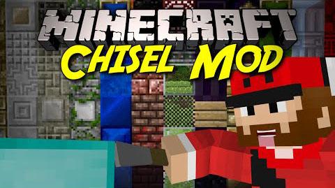 Chisel 2 Mod 1.11.2|1.10.2 (Static Blocks, Unique Designs)