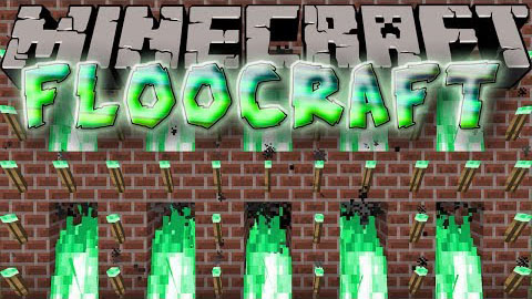 Floocraft Mod 1.11.2 1.10.2 1.8.9