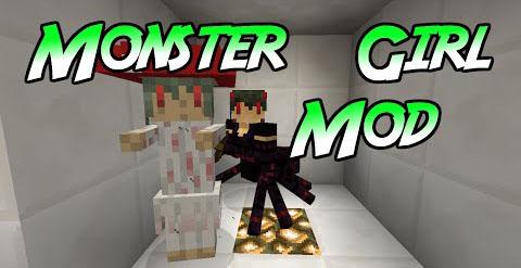 Monster Girl Mod