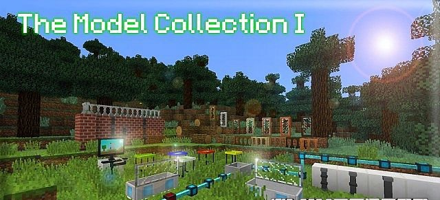 The Model Collection Resource Pack