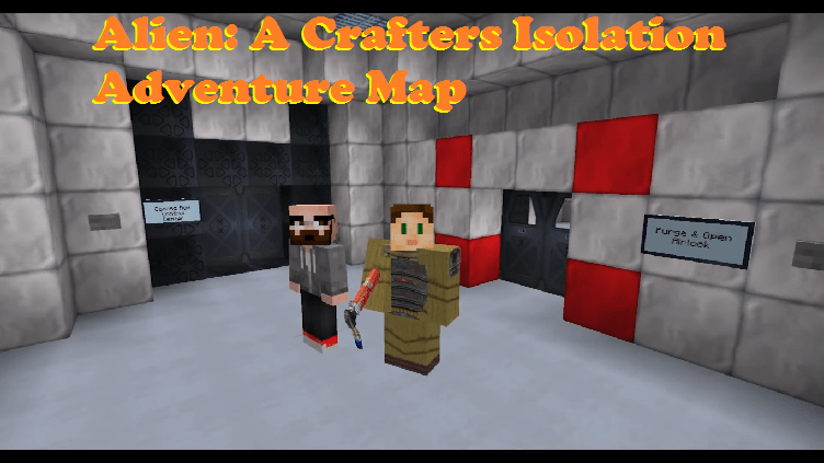 Download Alien: A Crafters Isolation Adventure Map