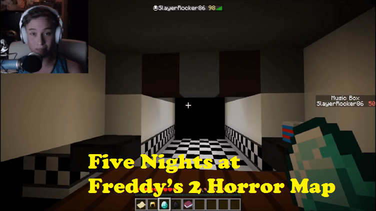Download Five Nights at Freddy's 2 Horror Map