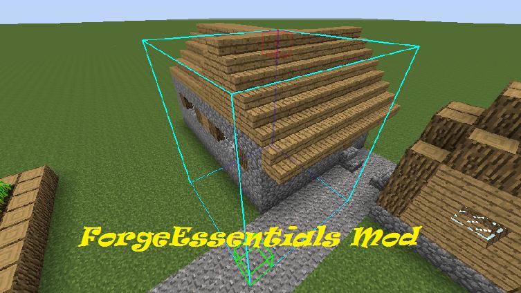 ForgeEssentials Mod