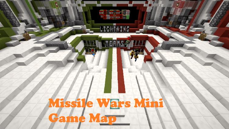 Download Missile Wars Mini Game Map