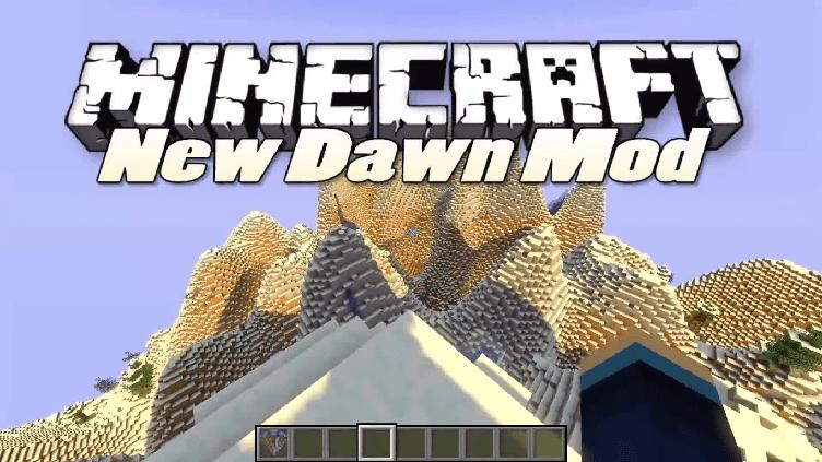 New Dawn (Terrain) Mod