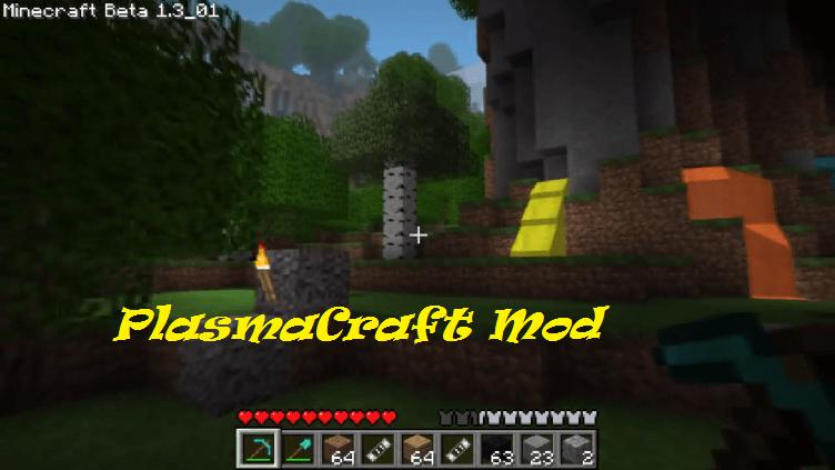 PlasmaCraft Mod