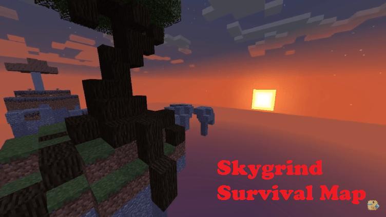 Download Skygrind Survival Map