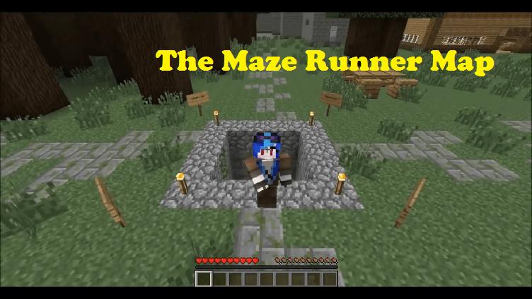 Download The Maze Runner Map