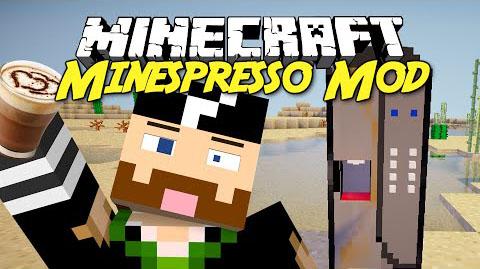 Minespresso Mod