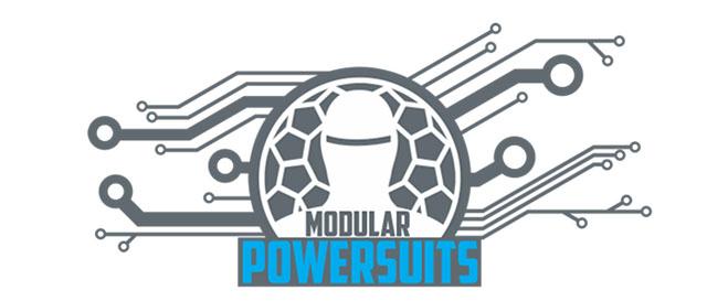 Modular Powersuits Mod 1.10.2 (Set of Mechanics)