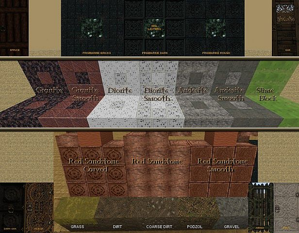 Ornate 5 Re-resurrected Core Resource Pack