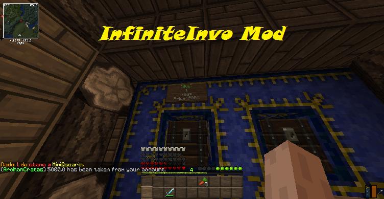 InfiniteInvo Mod