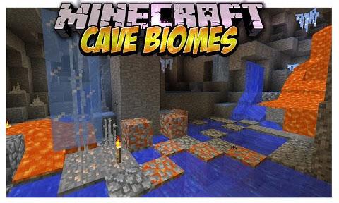 CaveBiomes-Mod