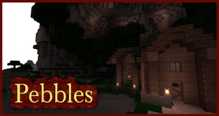 Pebbles 3d resource pack