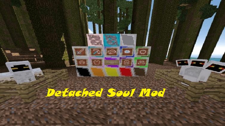 Detached Soul Mod