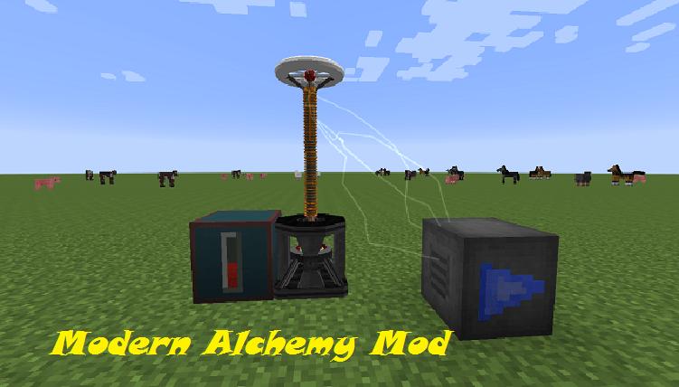 Modern Alchemy Mod