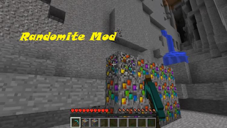 Randomite Mod