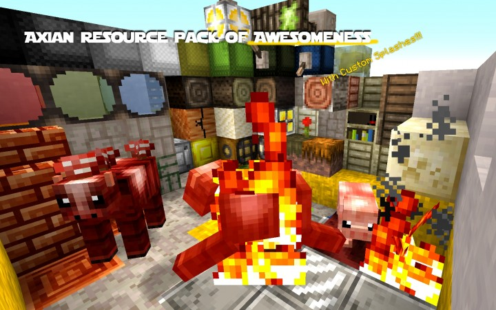 Axian resource pack