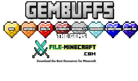 Gem Buffs Mod