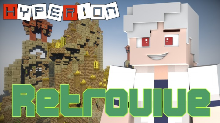 Hyperions retrovive resource pack