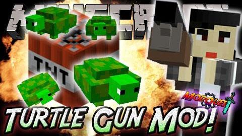 Turtle Gun Mod
