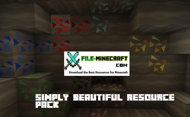 Simply beautiful resource pack