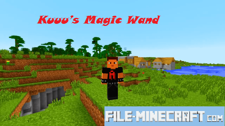 Kuuu's Magic Wand Mod