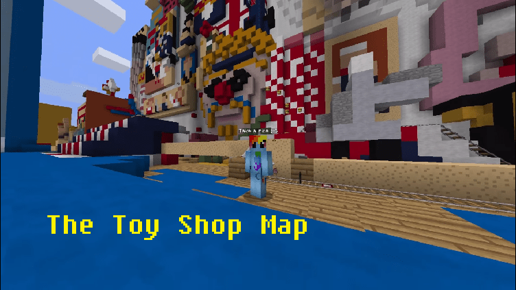 Download The Toy Shop Map