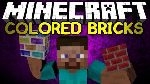 The Colored Blocks Mod