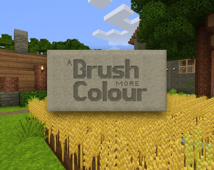 A Brush More Colour Resource Pack