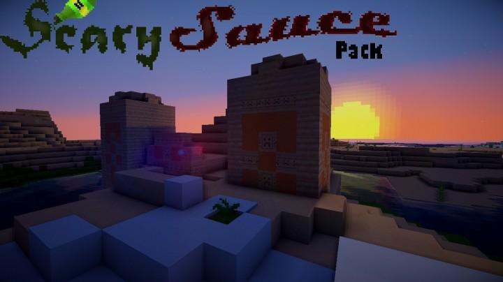 ScarySauce Resource Pack 1.13.2