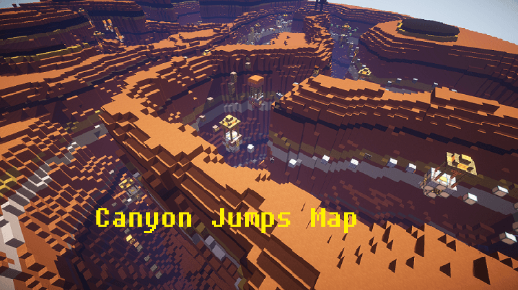 Download Canyon Jumps Map