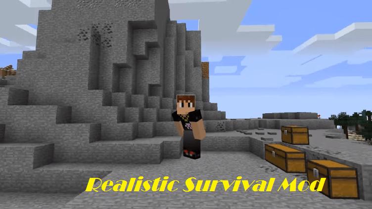 Realistic Survival Mod