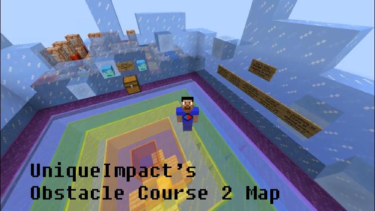 Download UniqueImpact's Obstacle Course 2 Map