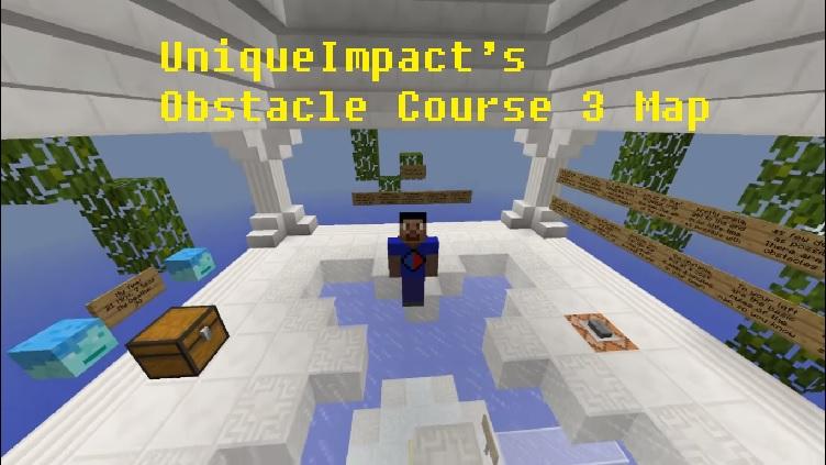 Download UniqueImpact's Obstacle Course 3 Map