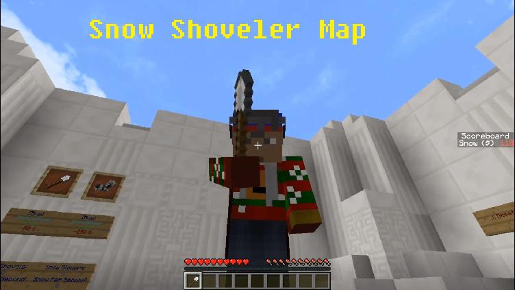 Download Snow Shoveler Map