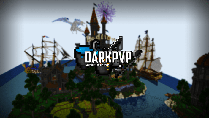 Dark PvP Light Resource Pack